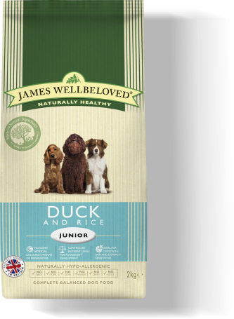 What Dog Food Is Similar To James Wellbeloved