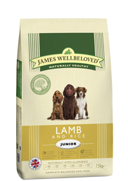 Lamb & Rice Junior