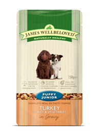 Turkey with Rice & Vegetable – Puppy/Junior