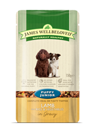 Lamb with Rice & vegetable – Puppy/Junior