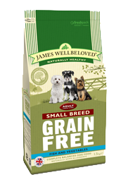 Grain Free Fish & Vegetable Adult Small Breed